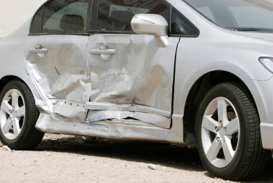 Car crash (photo)